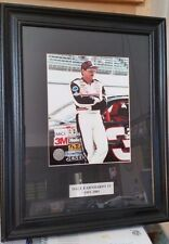 Dale Earnhardt Sr #3 Racing Reflections Framed Photo 1951 - 2001
