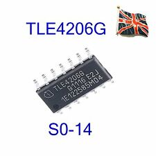 TLE4206G SMD IC DC Motor Driver SOP-14 Infineon UK Stock