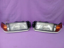 Mazda Familia BG Protege headlights Turn Signal Light lamp pair