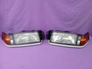 Mazda Familia BG Protege headlights Turn Signal Light lamp pair