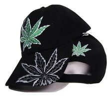 Black Shadow Weed Marijuana 420 Joint Blunt Pot Refer Baseball Hat Cap (RAM)