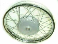 ROYAL ENFIELD COMPLETE FRONT WHEEL RIM WITH HUB