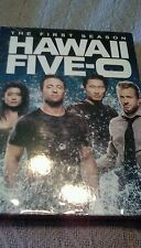 Hawaii five o Season One dvd set/Brand New/O'loughlin/Caan