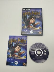 Harry Potter And The Philosophers Stone PC Game Complete With Manual