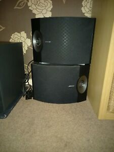 Pair of BOSE 301 Series V Direct/Reflecting Speakers