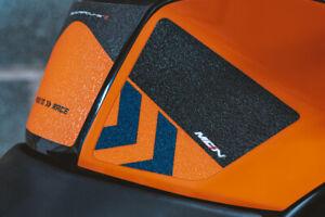 KTM 1290 Superduke R 2014-2019 Tank Pad Graphic Decal Grip Sticker
