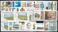 ITALIA REPUBBLICA - ANNATA COMPLETA 1987