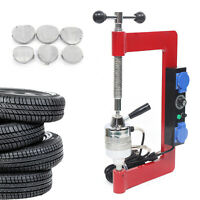 110V Auto Tyre Repair Machine Kit Vulcanizing Machine Tire Patches Machine HOT