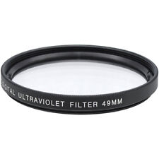 Xit 49mm Multicoated UV Protective Filter