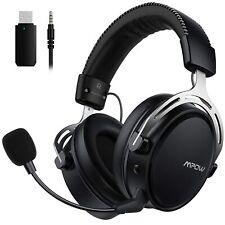 Mpow Air Wireless Kopfhörer Gaming Headset 2,4G Kabellos Headphone mit Mikrofon