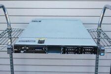 Dell Poweredge R610 2 x QUAD CORE 2.40GHZ E5620 4GB PERC 6 SERVER QTY//