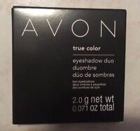 Avon True Color Eye Shadow Duo - Choose you Shade