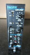 PACIFIC INSTRUMENTS 8202 / 8250 MAINFRAME AMPLIFIER