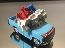 Disney Pixar Cars  Souvenirs Truck Loose