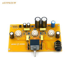 TU1-EMP V2 6922+12AT7 Tube headphone amplifier finished board (Note no tubes)