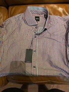 Hugo Boss Dress Shirt NWT sz Med