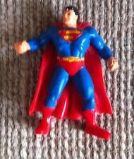 VINTAGE SUPERMAN PVC FIGURE DC COMICS