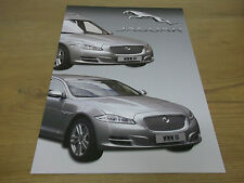 Brochure. Jaguar. Hearse and Limousine. Wilcox Limousines. c2012. Specifications