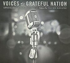 Voices of a Grateful Nation, Vol. 1 [Digipak] by Various Artists (CD 2008) BLUES