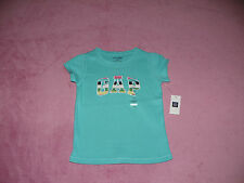 GAP Logo T-Shirt Gr. 18 - 24 Monate  Gr.  86  /  92   Neu   #37
