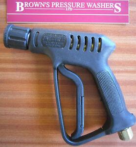 Kew/Nilfisk Alto Heavy Duty Quick Release Pressure Washer Trigger Gun