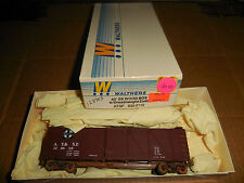 Walthers #932-2112 40' Ss Woodbox W/ Dreadnaught Ends #128903