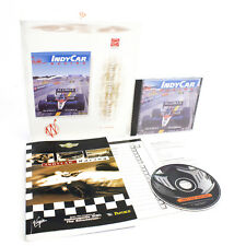 IndyCar Racing for PC CD-ROM in Big Box by Papyrus Design Group, 1993, VGC