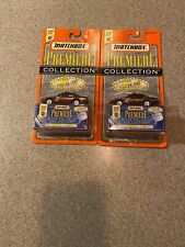 MATCHBOX PREMIERE COLLECTION STATE POLICE MINNESOTA STATE PATROL FORD Lot Of Two