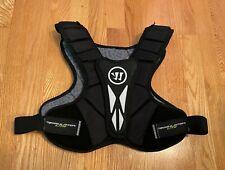 Warrior Regulator Lite Black Hitman - Lacrosse Chest Pad - Size Medium #2320