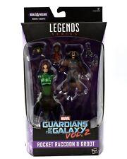 Marvel Legends Mantis BAF Series - Rocket Raccoon & Groot Action Figure
