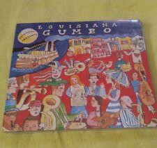 Louisiana Gumbo by Various Artists (CD, 2000, Putumayo, Brand New)