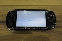 Sony PSP 1000 Console Piano Black Japan i96