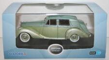 Oxford Diecast 1/43 Scale Metal Model - BN6002 Bentley MK VI Balmoral Green