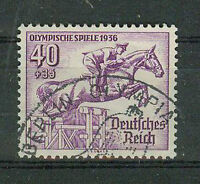 Deutsches Reich Briefmarken 1936 Olympia Mi.Nr.616