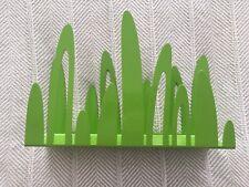 Boon Metal Grass Turf Front-Facing Bookshelf Green (Discontinued) RARE!