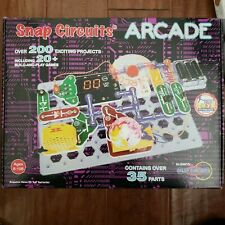 Elenco Snap Circuits ARCADE Electronics Kit SCA-200 200+ Projects STEM Toy