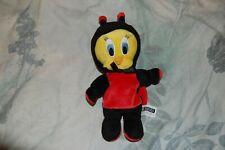 Tweety Bird Ladybug Plush, 1999