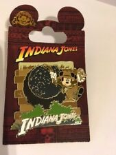 Mickey Mouse as Indiana Jones Pin 108621
