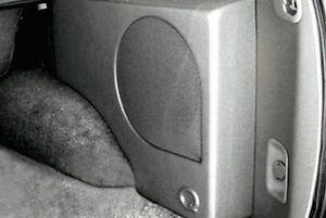 "Q-Logic Custom Enclosure for Toyota 4Runner 10"" Sub Box 1996-02 Unloaded"