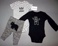 Baby boy clothes, 3 months, Carter's Adorable 3 piece set