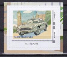 FRANCE 2021 Voitures car movies cinema James Bond adhesive Aston Martin DB5 MNH