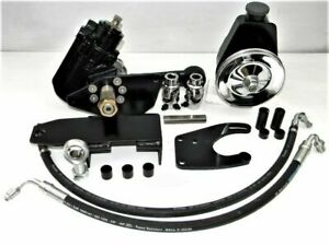 61 62 63 64 Ford F-100 F-250 Power Steering Conversion Kit