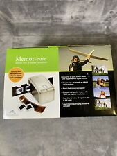 Pacific Image Memor-Ease Plus 35mm Camera Film & Slide Scanner for Digital NIB