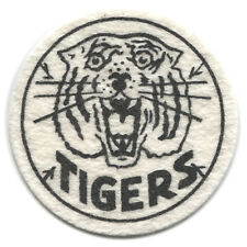"""1954 DETROIT TIGERS MLB BASEBALL BEST AND CO. VINTAGE 2.5"""" TEAM LOGO PATCH"""