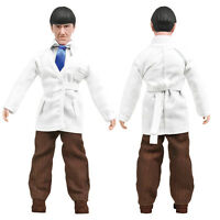 Three Stooges 8 Inch Action Figure: Fuelin' Around Moe [Loose in Factory Bag]