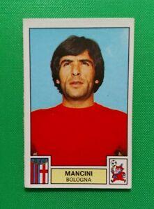 MANCINI (BOLOGNA) N. 24 - Calciatori Panini 1975/76 1976 - VELINA ORIGINALE