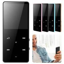 🥇Bluetooth MP3 MP4 Player Media FM Radio Recorder HIFI Music Speaker W/earphone