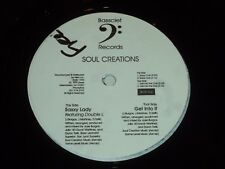 "SOUL CREATION - Saxxy Lady - 1995 UK 4-track 12"" vinyl single"