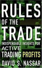 Rules of the Trade: Indispensable Insights for Act