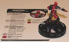 Deadpool 001A Deadpool and X-Force Marvel HeroClix